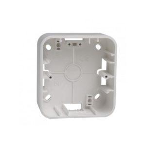 caja de superficie alta modulos blanca ref de simon