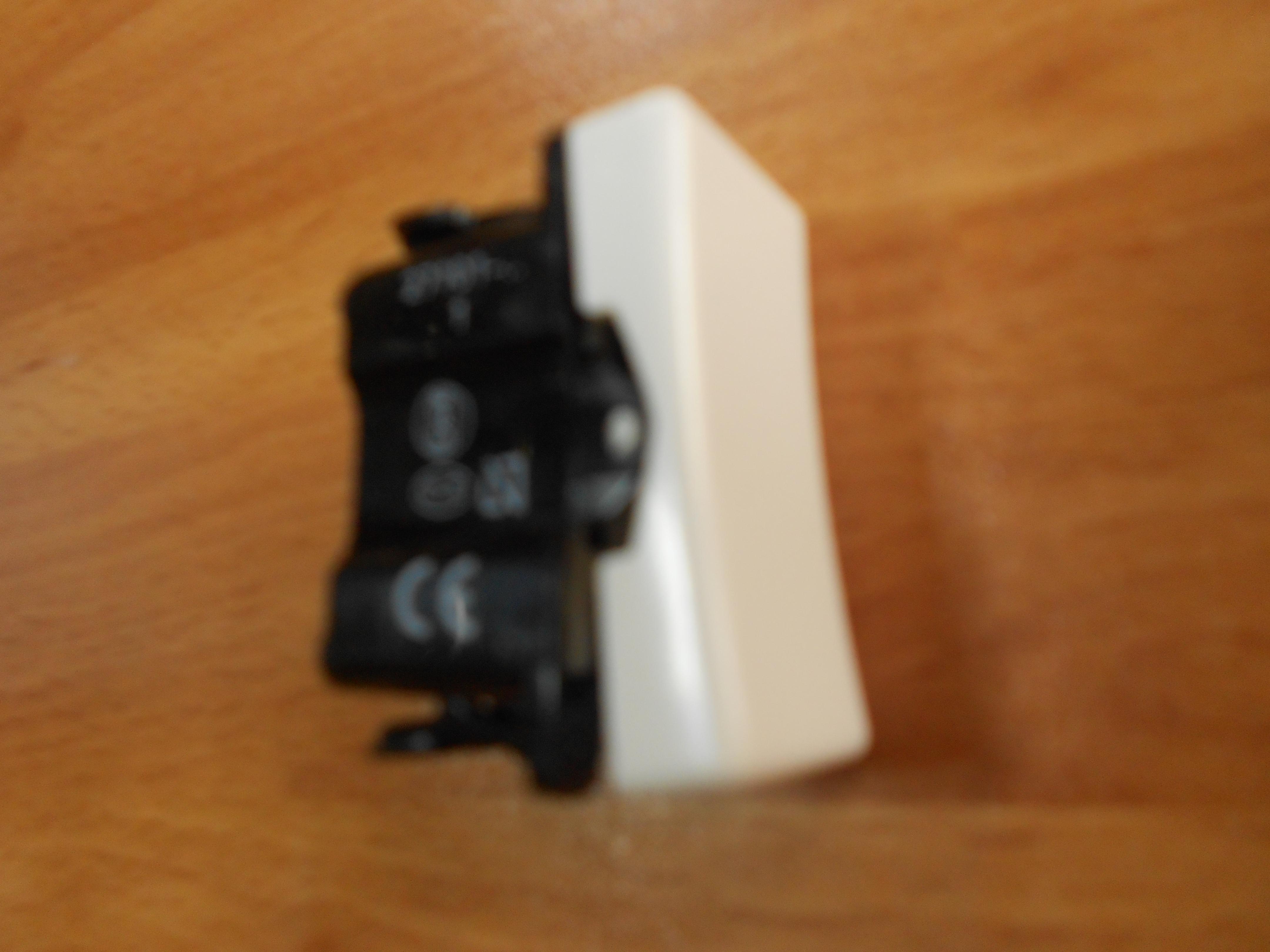 Interruptor 1 modulo blanco antiguo de - Interruptor simon 27 ...